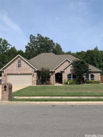 55 Earnhardt, Cabot, AR 72023 (MLS #21024387) :: The Angel Group