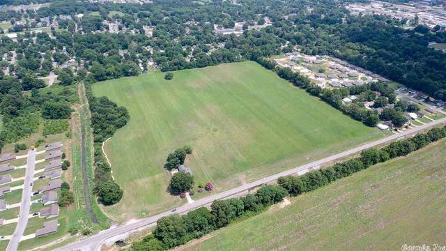 1416 N Culberhouse, Jonesboro, AR 72401 (MLS #21024389) :: The Angel Group