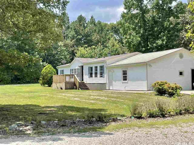 1292 S Harris, Pearcy, AR 71964 (MLS #21024438) :: The Angel Group