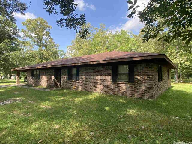 607 Thomas Rd, Pine Bluff, AR 71602 (MLS #21024449) :: The Angel Group
