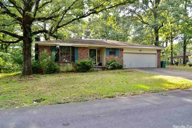 39 Arbor Oaks, Sherwood, AR 72120 (MLS #21024504) :: The Angel Group
