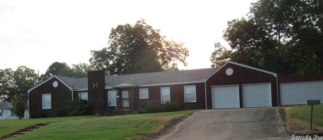 1010 N St. Joseph, Morrilton, AR 72110 (MLS #21024566) :: The Angel Group