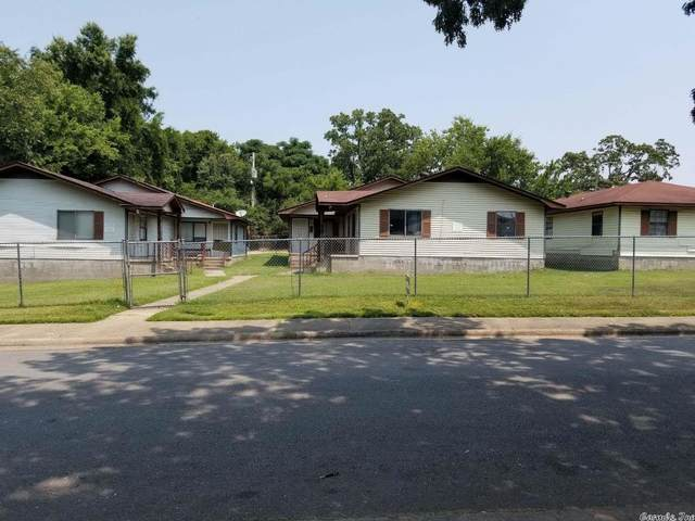 4200 W 17th, Little Rock, AR 72204 (MLS #21024684) :: The Angel Group