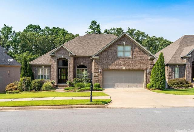 38 Commentry, Little Rock, AR 72223 (MLS #21024915) :: The Angel Group