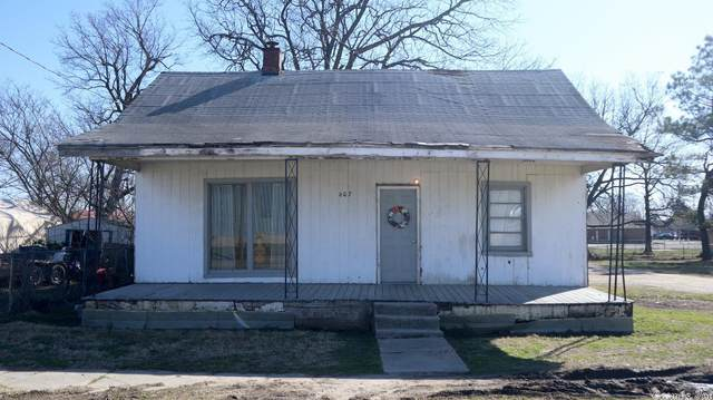 607 S 2nd Ave, Paragould, AR 72450 (MLS #21025053) :: United Country Real Estate