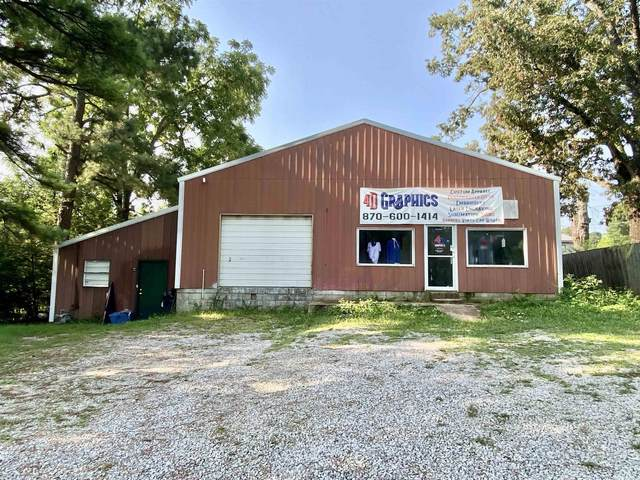 104 W Main, Melbourne, AR 72556 (MLS #21025209) :: The Angel Group