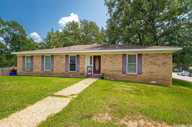 16 Valley View, Maumelle, AR 72113 (MLS #21025317) :: The Angel Group