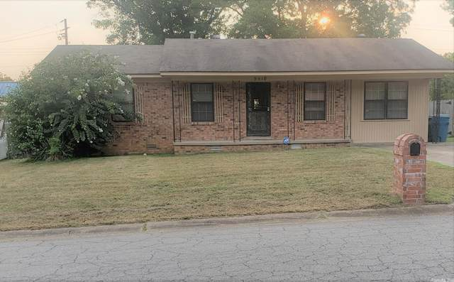 9418 Southboro Drive, Little Rock, AR 72209 (MLS #21025388) :: The Angel Group