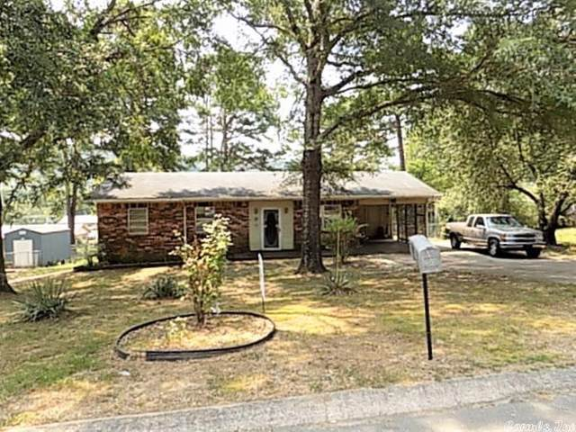 613 E Clinton Place, Heber Springs, AR 72543 (MLS #21025479) :: The Angel Group