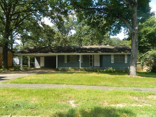 1104 Country Club, Sherwood, AR 72120 (MLS #21025566) :: The Angel Group