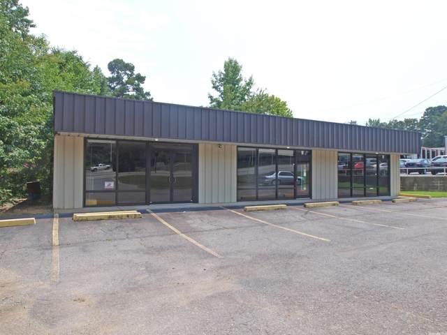 2013 Military Road, Benton, AR 72015 (MLS #21025647) :: The Angel Group