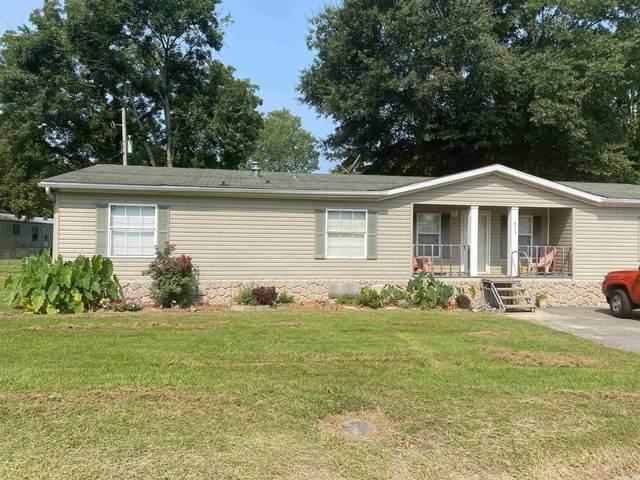 419 Freda, North Little Rock, AR 72117 (MLS #21025972) :: The Angel Group