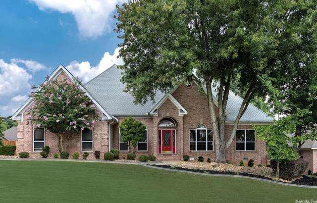 113 Mohawk, Maumelle, AR 72113 (MLS #21026001) :: The Angel Group