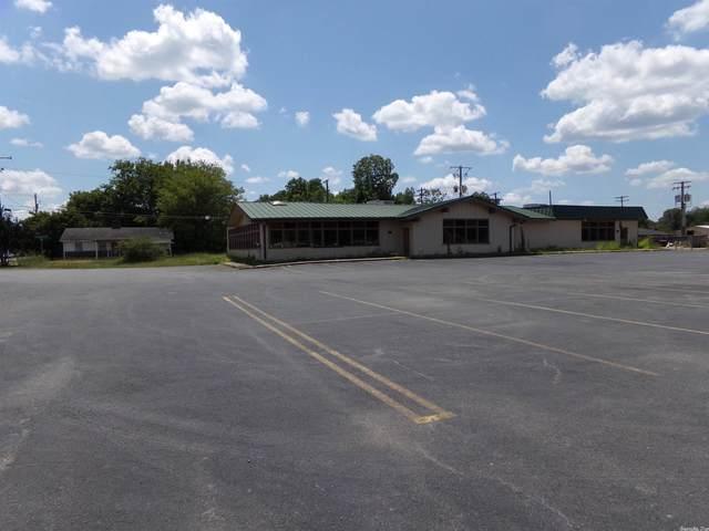 100 N Blake, Pine Bluff, AR 71601 (MLS #21026035) :: The Angel Group