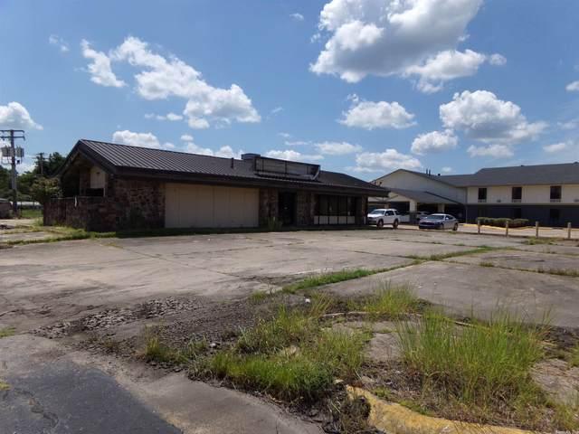4001 W Barraque, Pine Bluff, AR 71601 (MLS #21026044) :: The Angel Group