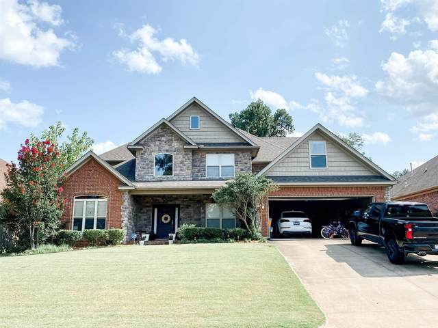 151 Maumelle Valley, Maumelle, AR 72113 (MLS #21026054) :: The Angel Group