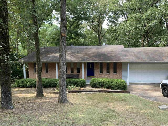 110 Secluded Circle, Little Rock, AR 72210 (MLS #21026071) :: The Angel Group