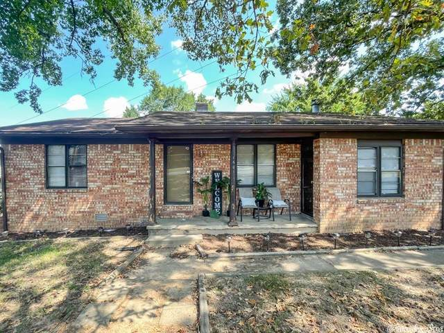 1601 W 55th, North Little Rock, AR 72118 (MLS #21026185) :: The Angel Group