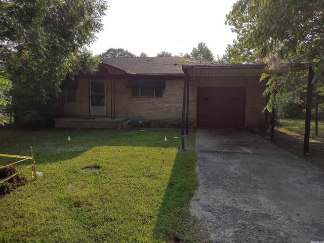 109 Compton, North Little Rock, AR 72117 (MLS #21026194) :: The Angel Group