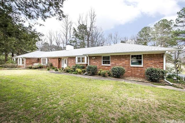 2118 Batesville Pike, North Little Rock, AR 72120 (MLS #21026260) :: The Angel Group
