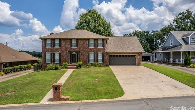 7816 North Hills, North Little Rock, AR 72116 (MLS #21026291) :: The Angel Group