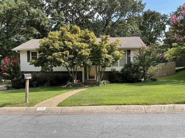 2113 Black River, North Little Rock, AR 72116 (MLS #21026313) :: The Angel Group