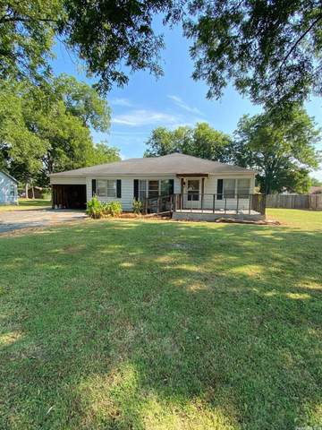 611 St. Francis, Marked Tree, AR 72365 (MLS #21026317) :: The Angel Group