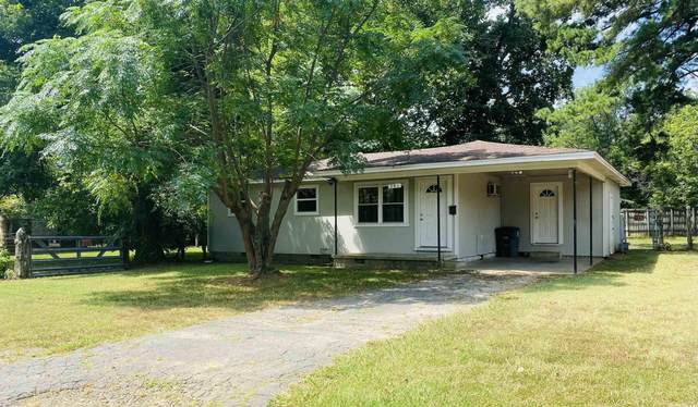 301 S College, Searcy, AR 72143 (MLS #21026338) :: The Angel Group