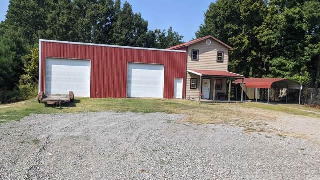 912 W Wilbur Mills, Kensett, AR 72082 (MLS #21026427) :: The Angel Group