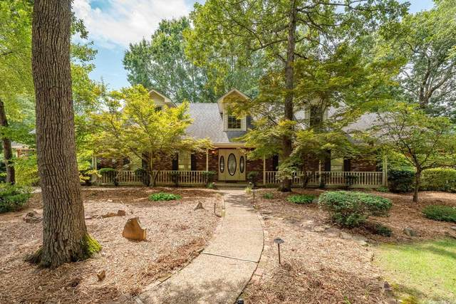1120 Nicole, Conway, AR 72034 (MLS #21026699) :: The Angel Group