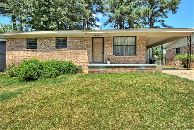 4710 Stratton, Little Rock, AR 72209 (MLS #21026965) :: The Angel Group