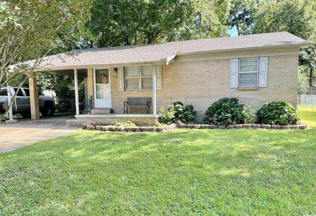 11 Evergreen, Searcy, AR 72143 (MLS #21027195) :: The Angel Group
