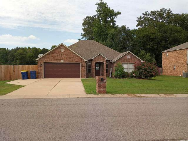 103 Earnhardt, Cabot, AR 72023 (MLS #21027206) :: The Angel Group