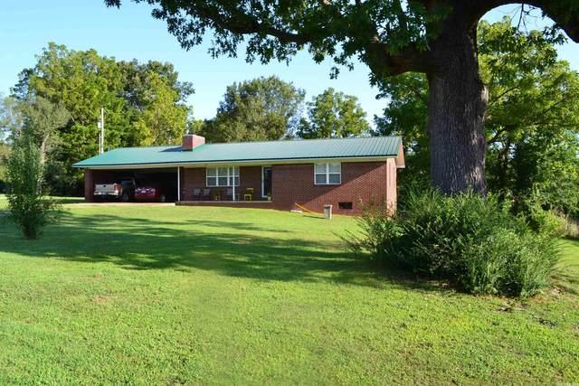 101 Peach Street, Marshall, AR 72650 (MLS #21027350) :: The Angel Group