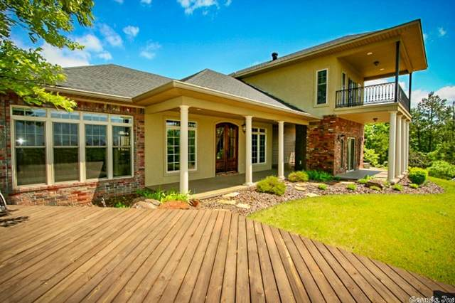 65 Rocoso Drive, Hot Springs Vill., AR 71909 (MLS #21027652) :: The Angel Group