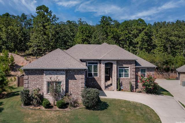 16 Basswood, Maumelle, AR 72113 (MLS #21027704) :: The Angel Group