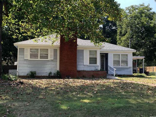 103 N College, Searcy, AR 72143 (MLS #21027806) :: The Angel Group