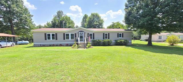 12627 Chambers, Bauxite, AR 72011 (MLS #21027820) :: Liveco Real Estate