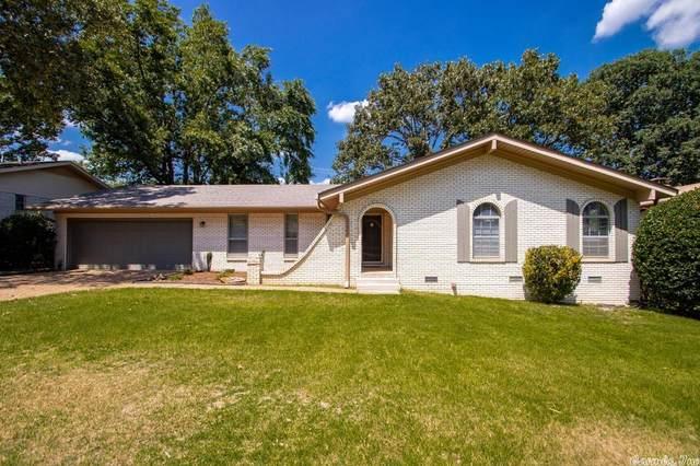 3609 Dunkeld, North Little Rock, AR 72116 (MLS #21027945) :: The Angel Group