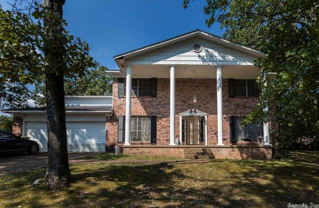 5808 Randolph, North Little Rock, AR 72116 (MLS #21027957) :: United Country Real Estate