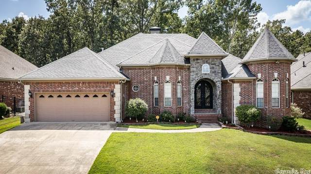 169 Mountain Valley, Maumelle, AR 72113 (MLS #21028029) :: The Angel Group