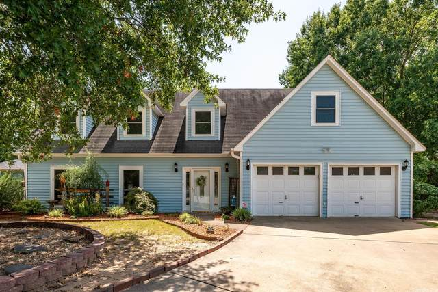 13 Laura, Conway, AR 72034 (MLS #21028100) :: The Angel Group