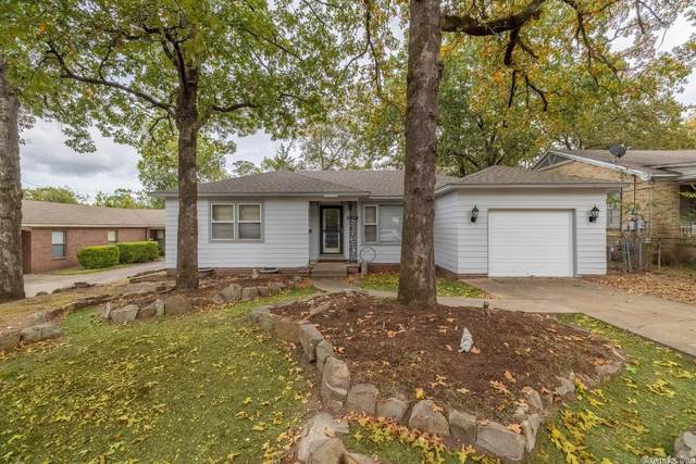 3918 N Cypress, North Little Rock, AR 72116 (MLS #21028244) :: United Country Real Estate
