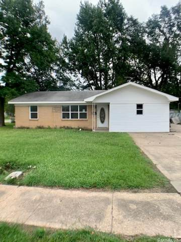 3507 Lilac, Pine Bluff, AR 71603 (MLS #21028299) :: The Angel Group