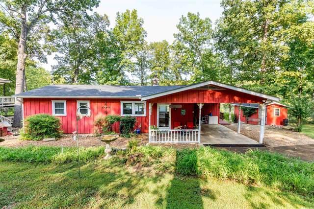 47 W Lakeshore Dr, Cherokee Village, AR 72529 (MLS #21028611) :: The Angel Group