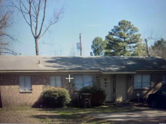1405 Stamps, Jacksonville, AR 72076 (MLS #21029094) :: The Angel Group
