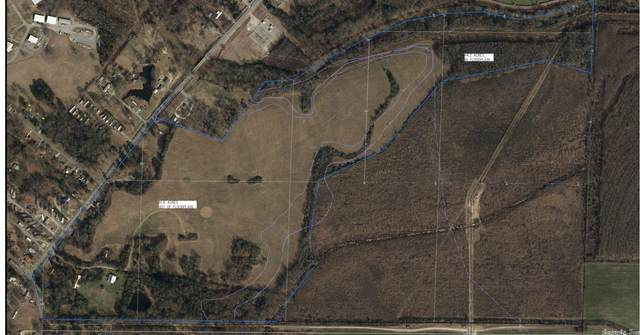 0 Mccain Road, Jacksonville, AR 72113 (MLS #21029097) :: United Country Real Estate