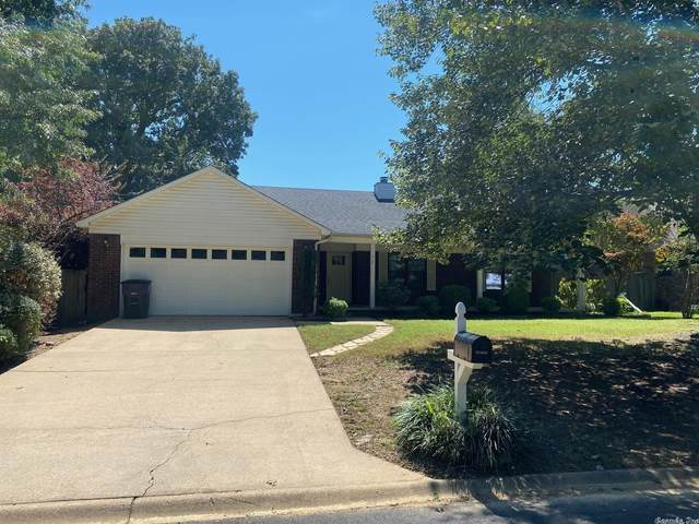 117 Larkspur Drive, Searcy, AR 72143 (MLS #21029171) :: The Angel Group