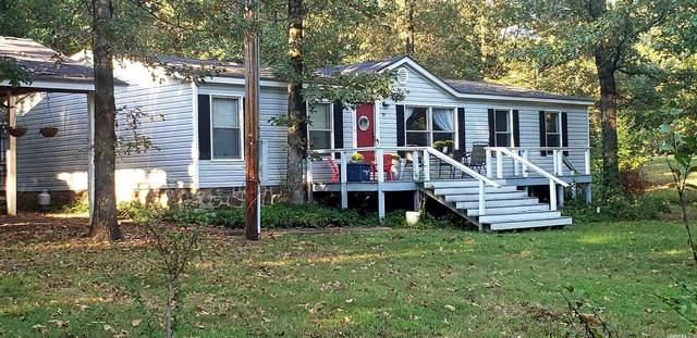99 Bayview Heights Loop, Heber Springs, AR 72543 (MLS #21029473) :: United Country Real Estate