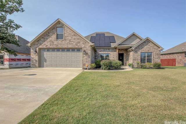 5606 Hummingbird, Jacksonville, AR 72076 (MLS #21029498) :: United Country Real Estate